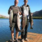 Columbia River Fall Salmon Fishing