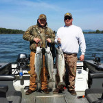Columbia River Spring Chinook Fishing