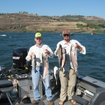 Deschutes River Salmon Fishing