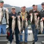 Columbia River Fall Chinook Fishing
