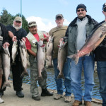 Columbia River Fall Chinook Salmon Fishing