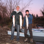 Washougal River Steelhead Fishing