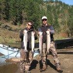 Kalama River Steelhead Fishing