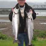 Wind River Spring Chinook Salmon Fishing