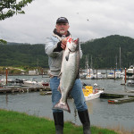 Tillamook Bay Fishing