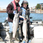 Columbia River Spring Chinook Salmon Fishing
