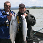 Columbia River Summer Steelhead Fishing
