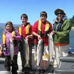Columbia River Summer Steelehead Fishing