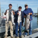 Astoria Salmon Fishing