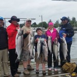 Buoy 10 Salmon Fishing