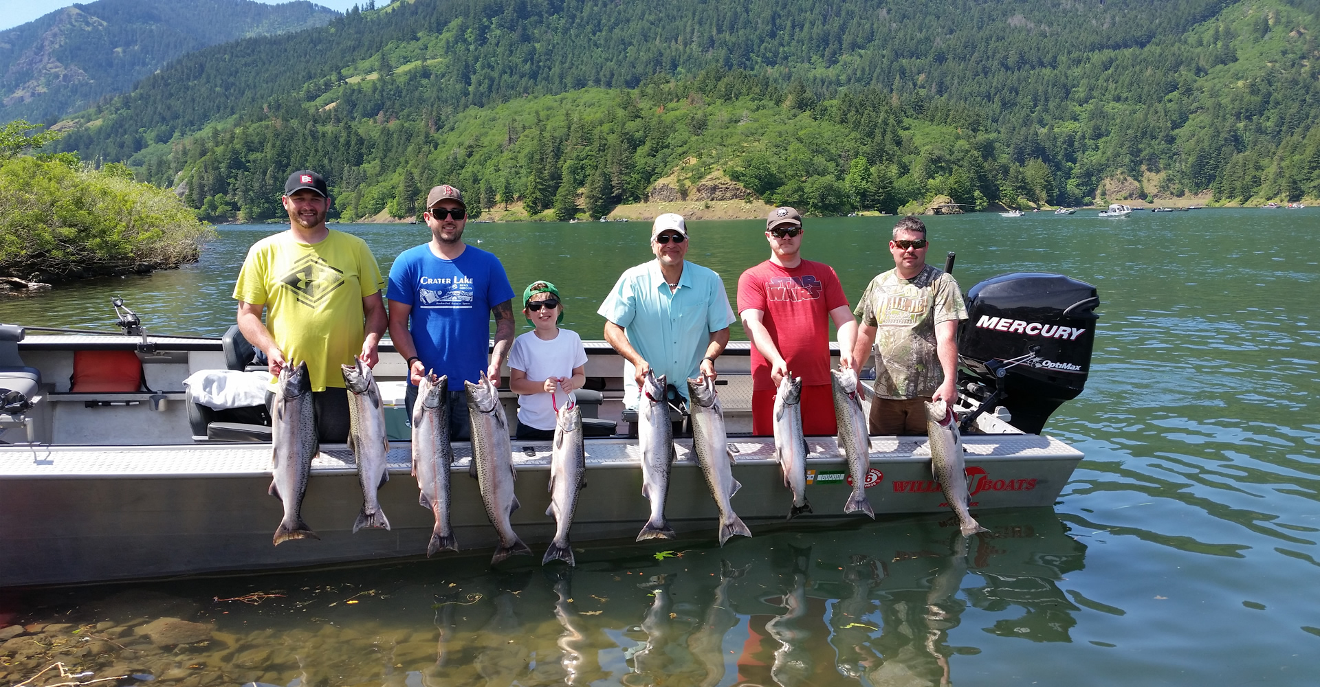 Steelhead sturgeon salmon fishing guide charters sts for Salmon fishing washington rivers
